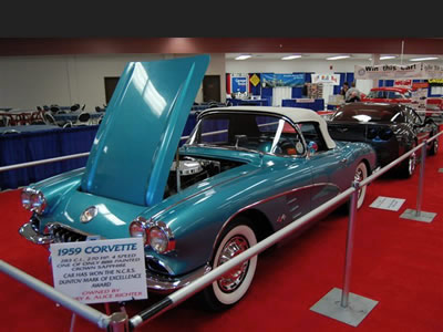 corvette-blue