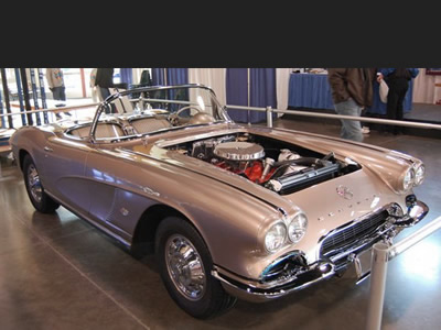 corvette-gold