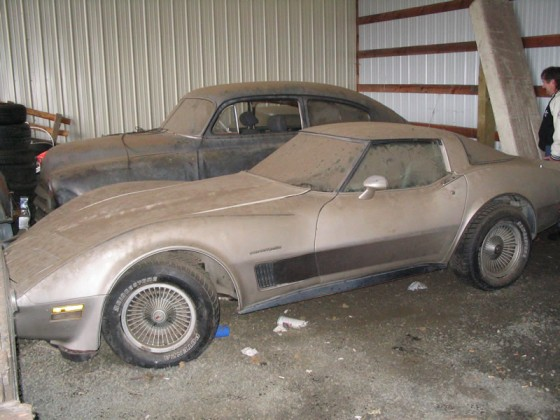 82 Collector Edition Corvette with 4-Speed : Corvette & High Performance